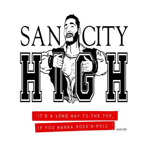 San City High Recommends Part 2 Album Art