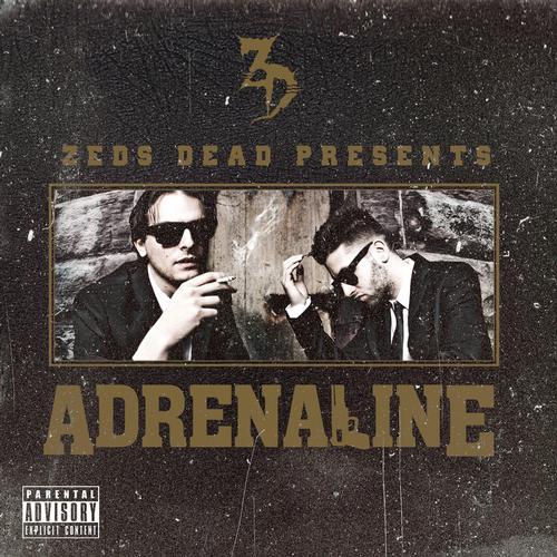 Album Art - Adrenaline EP