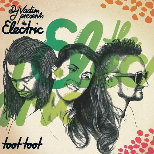 Album Art - Toot Toot