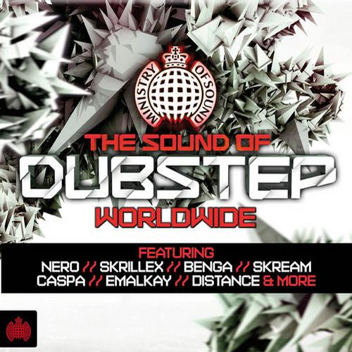 The Sound Of Dubstep Worldwide - Ministry Of Sound Album Art