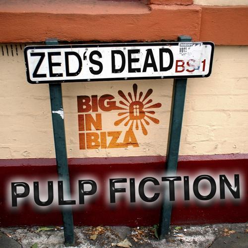 Album Art - Pulp Fiction