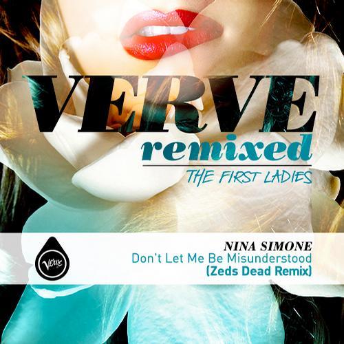 Album Art - Don't Let Me Be Misunderstood (Zeds Dead Remix)