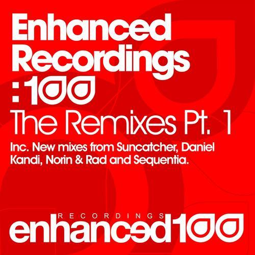 Album Art - Enhanced Recordings: 100 - The Remixes Pt. 1