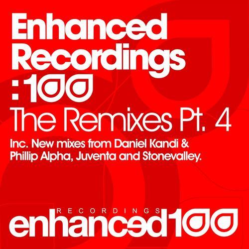 Album Art - Enhanced Recordings: 100 - The Remixes Pt. 4