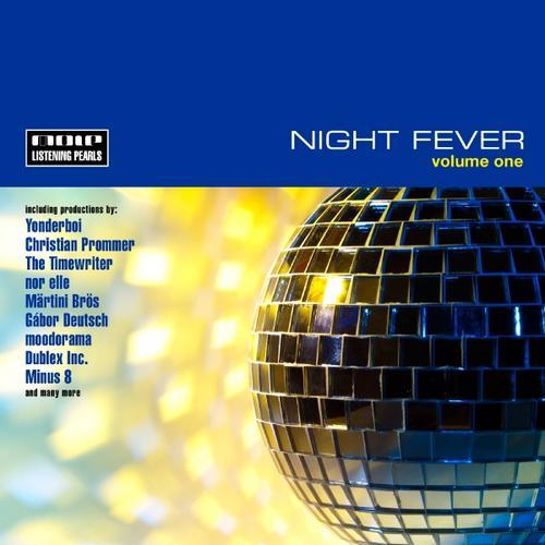 Album Art - Night Fever - Volume One