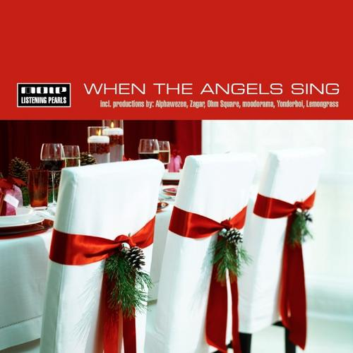 Album Art - When The Angels Sing