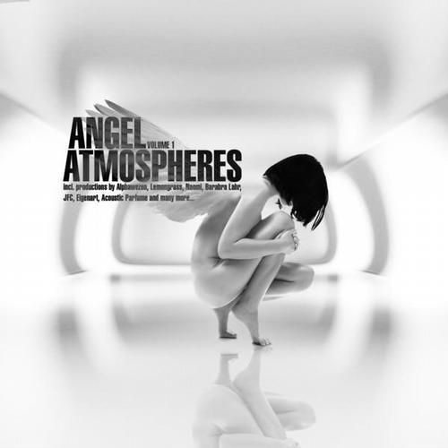 Album Art - Angel Atmospheres Vol. 1