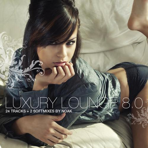 Luxury Lounge 8.0 Album Art