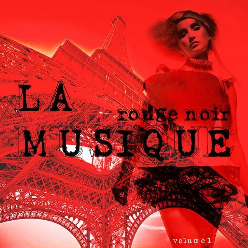 Album Art - La Musique Rouge Et Noir Vol.1