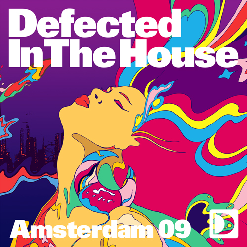 Album Art - Defected In The House Amsterdam 09
