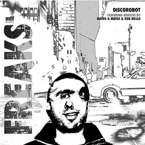 Album Art - Dance and Disorder