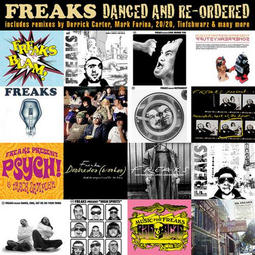 Album Art - Dance & Re-Ordered