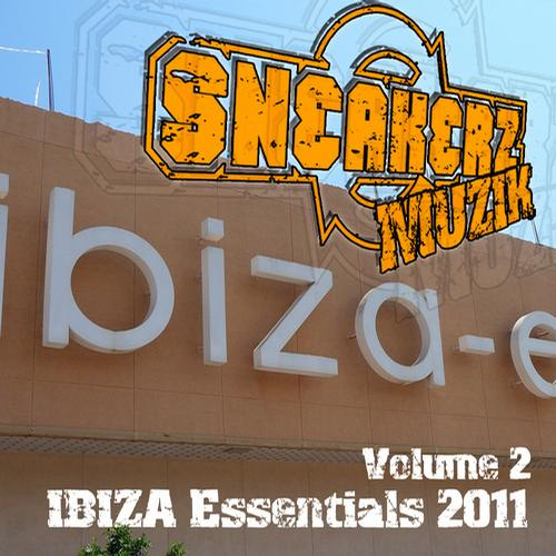 Album Art - Sneakerz MUZIK IBIZA Essentials 2011 - Volume 2