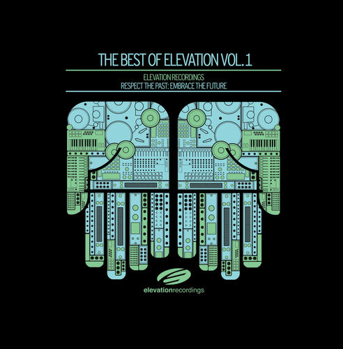 Album Art - Respect The Past: Embrace The Future - The Best Of Elevation Vol. 1