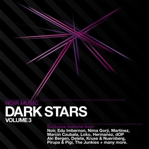 Album Art - Dark Stars 3