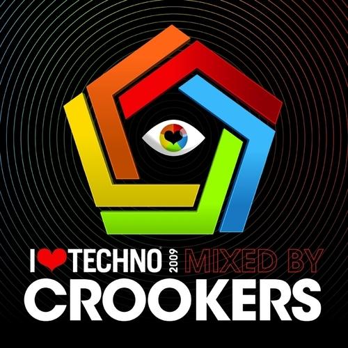 Album Art - I Love Techno 2009