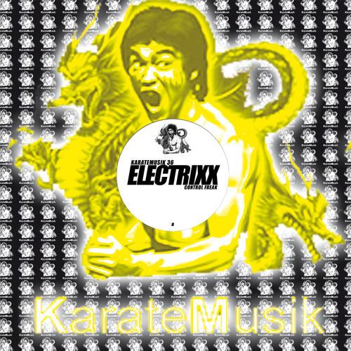 Album Art - Control Freak