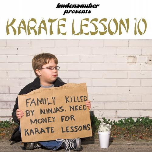 Album Art - Budenzauber Pres. Karate Lesson 10