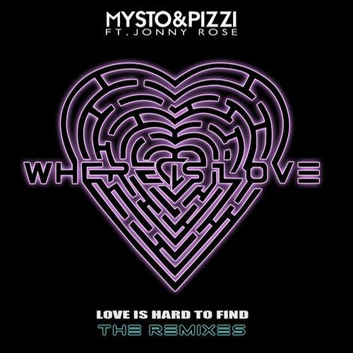 Album Art - Where Is Love (Love Is Hard To Find) - Remixes