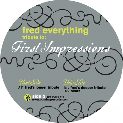 Album Art - Tribute To First Impressions