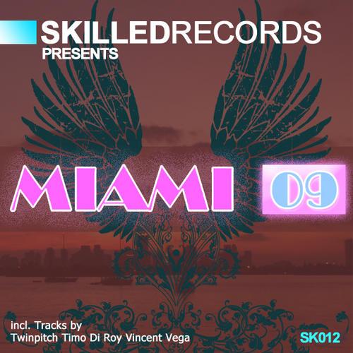 Album Art - Skilled Presents MIAMI '09