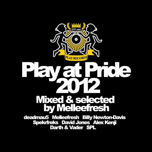 Album Art - Play At Pride 2012