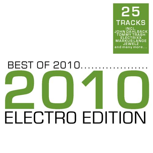Album Art - Best Of 2010 - Electro Edition