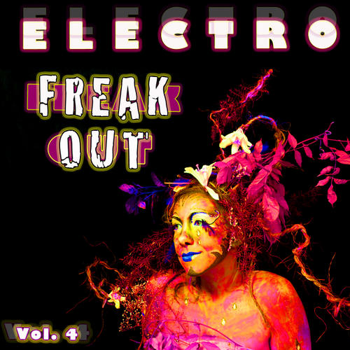 Album Art - Electro Freak Out Volume 4