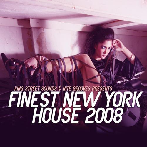 Album Art - Finest New York House 2008
