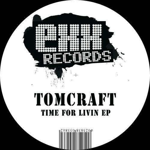 Album Art - Time For Livin EP