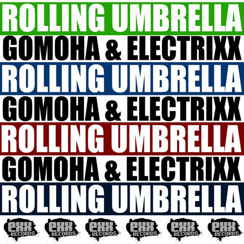 Album Art - Rolling Umbrella EP