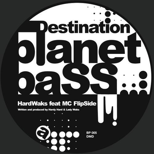 Album Art - Destination Planet Bass