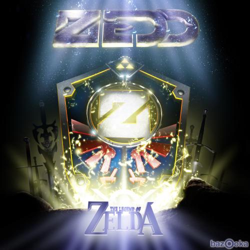 Album Art - The Legend Of Zelda