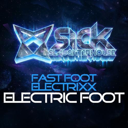 Album Art - Electric Foot