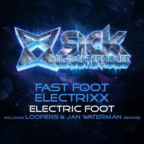 Electric Foot (Remixes) Album Art