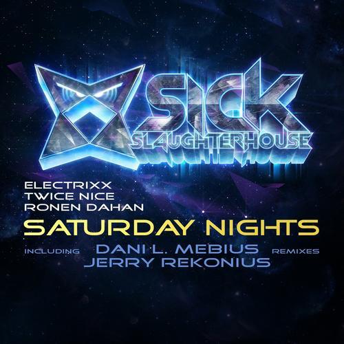 Album Art - Saturday Nights (Remixes)