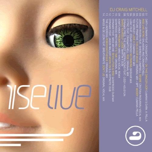 Album Art - RISE Live Volume 1
