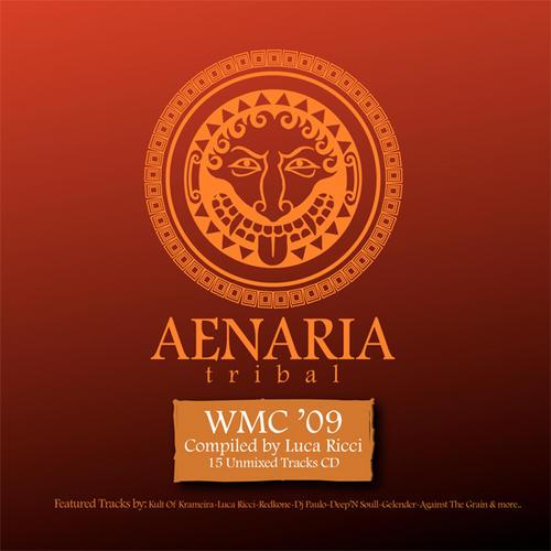 Album Art - Luca Ricci Presents  Aenaria Tribal WMC 09