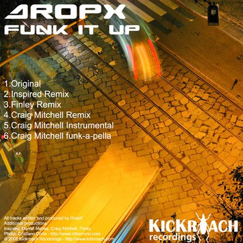 Album Art - Funk It Up