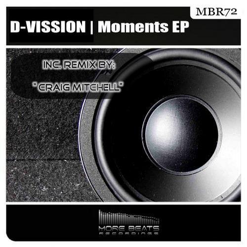 Album Art - Moments EP
