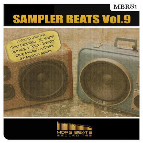 Album Art - Sampler Beats Vol.9