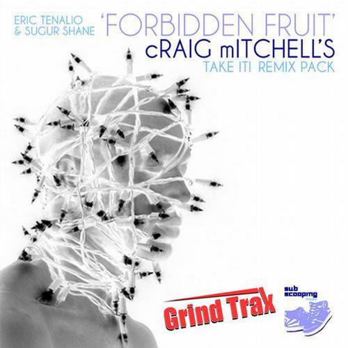 Forbidden Fruit - Craig Mitchell's Take It Remix Pack Album