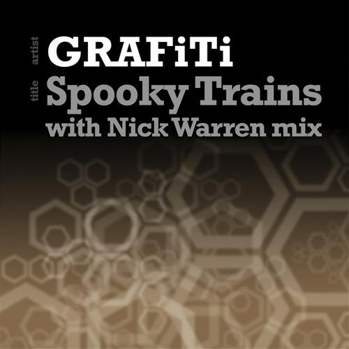 Album Art - Spooky Trains