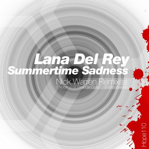 Album Art - Summertime Sadness (Nick Warren Remixes)