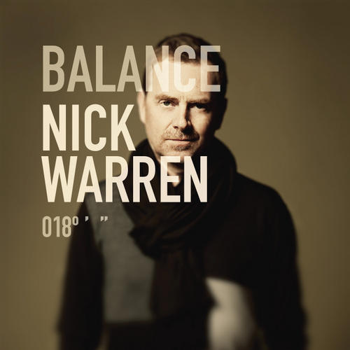 Album Art - Balance 018 (Mixed By Nick Warren)