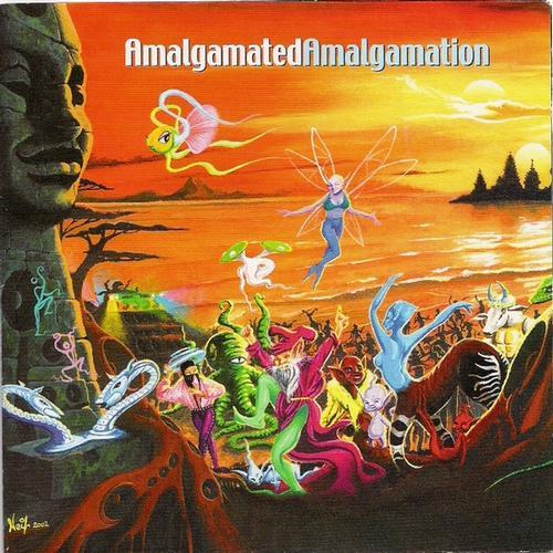 Album Art - Amalgamated Amalgamation