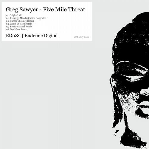 Album Art - Five Mile Threat