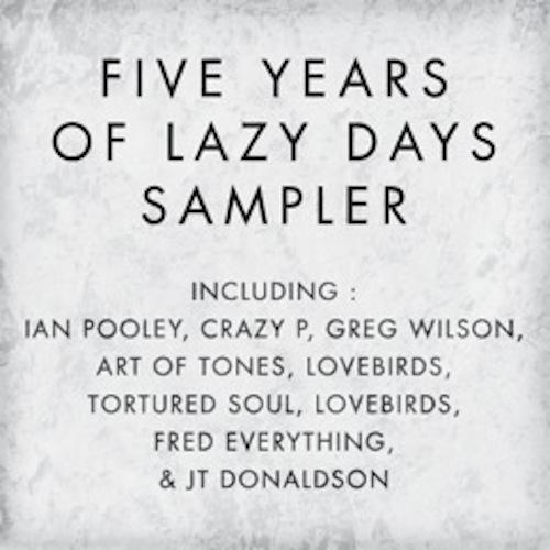 Album Art - 5 Years Of Lazy Days Sampler