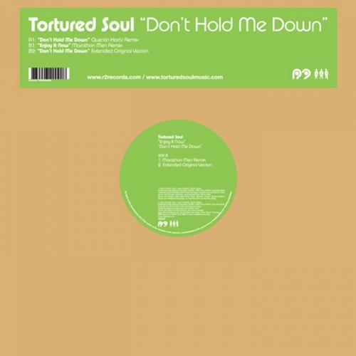 Album Art - Don't Hold Me Down