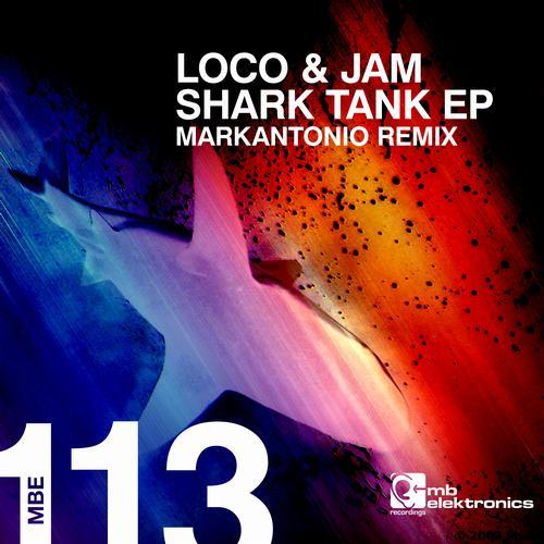 Album Art - Shark Tank EP